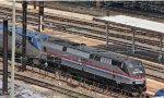 AMTK 822 leads train #30